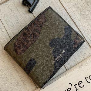 New MK wallet men's 🧔🏽